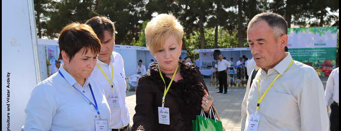 First Horticulture Trade Forum in Khatlon