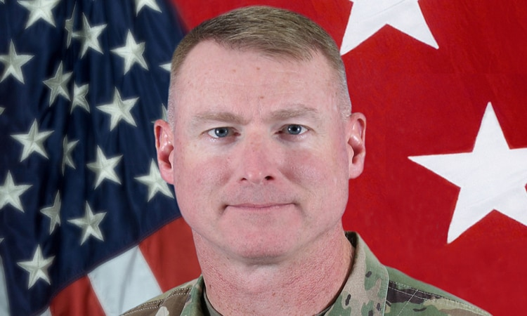 Major General Terrence McKenrick